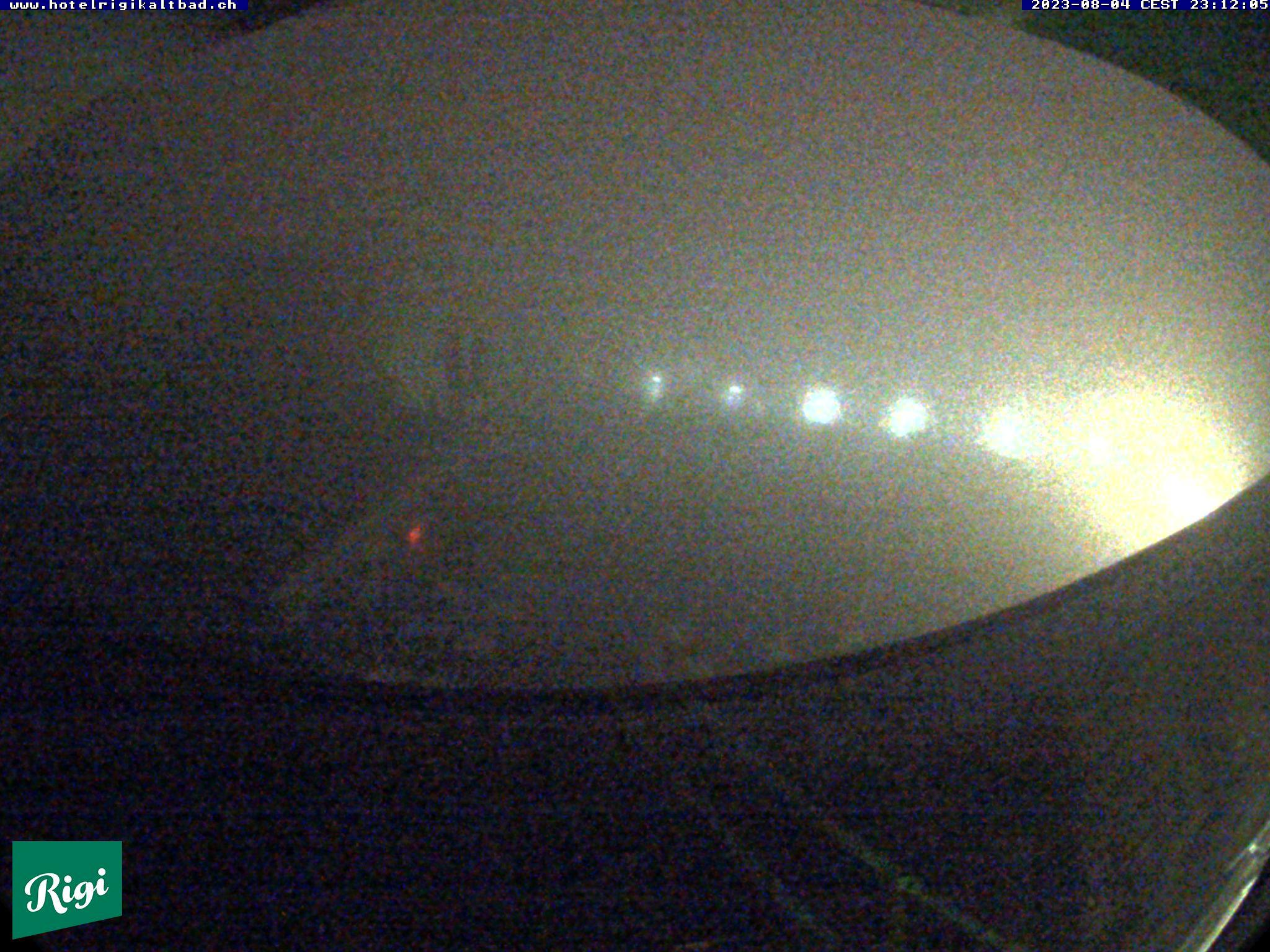 Webcam Dach Hotel Rigi Kaltbad